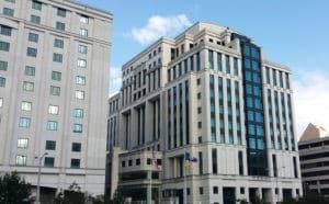 Arlington County courthouse- Arlington Criminal Lawyer
