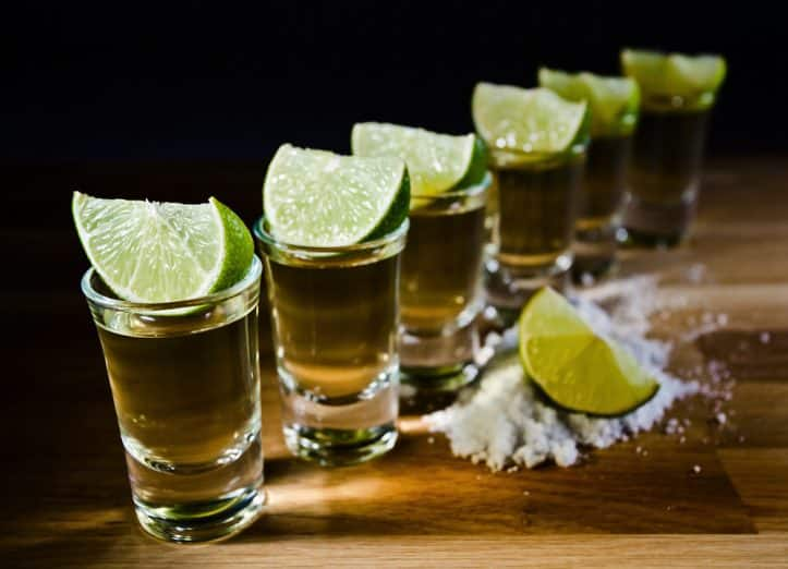 Great Virginia DUI Defense- Image of tequila and lime