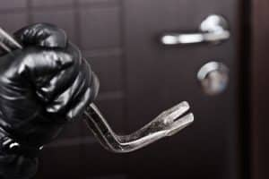 Trespassing conviction may not bar a burglary prosecution in Virginia- Burglary photo