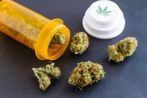 Toking pot as a civil offense- Fairfax criminal defense lawyer weighs in- Marijuana bud