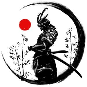 Keeping the criminal defense eyes on the prize of victory- Samurai image