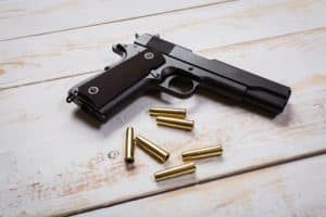 Unlawful firearm discharge in Virginia - Fairfax criminal lawyer
