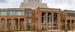 Resetting Virginia court during Covid- Info from Fairfax criminal lawyer- Photo of Fairfax County, Virginia courthouse