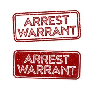 Arrest warrants - Fairfax criminal lawyer on how to handle them