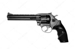 Firearm possession can be joint, says Fairfax criminal defense lawyer- Handgun image