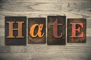Hate speech does not OK eroding 1st Amendment - Fairfax criminal lawyer