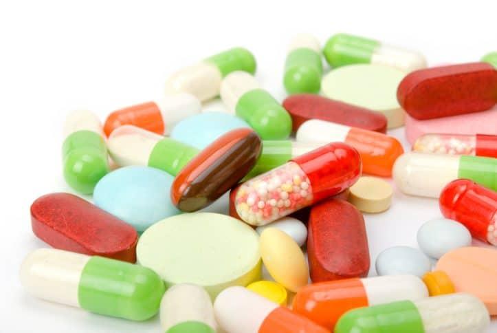 DUI drugs- Photo of drug pills