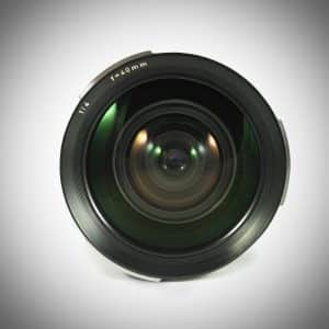 Bodycams for Fairfax police- Image of camera lens