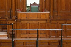 Judicial beyond the courtroom and chambers -- Virginia criminal lawyer