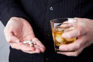 Alcohol & drugs picture on Virginia DUI lawyer's webpage