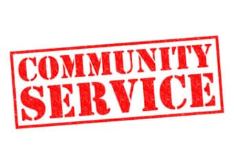 Community service image