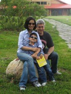 Family photo - Fairfax criminal lawyer