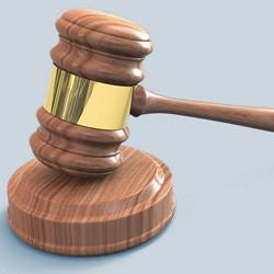 Gavel photo - Fairfax Criminal Lawyer