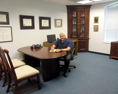 Jon Katz image -Virginia Criminal Lawyer