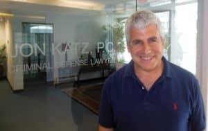 Jon Katz image - Northern Virginia Criminal Lawyer
