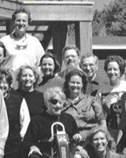 1995, Thunderhead Ranch, Dubois, Wyoming